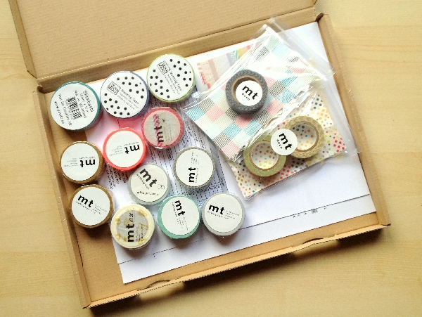 washi tape delivery