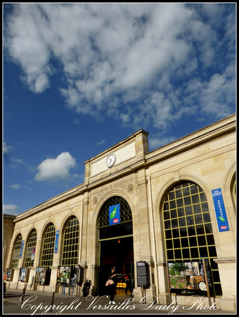 Gare Rive Droite Versailles