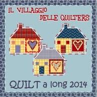 Quilt along 2014