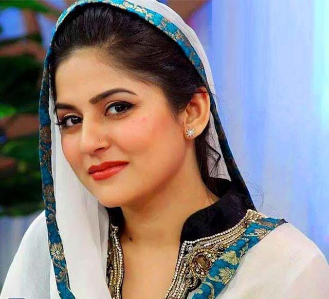 Sanam Baloch HD Wallpaper