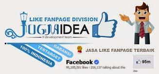 Jasa Iklan & Menambah Like Fanpage Facebook Ads