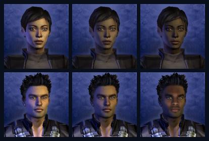 Deus Ex Invisible War Alex D Portraits