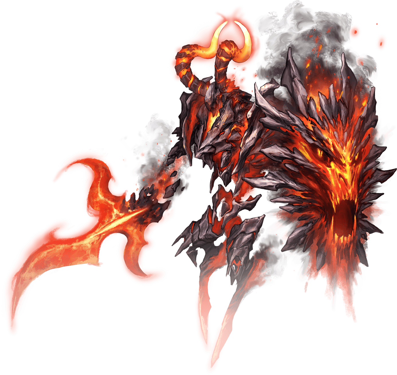 Master X Master Fire spirit