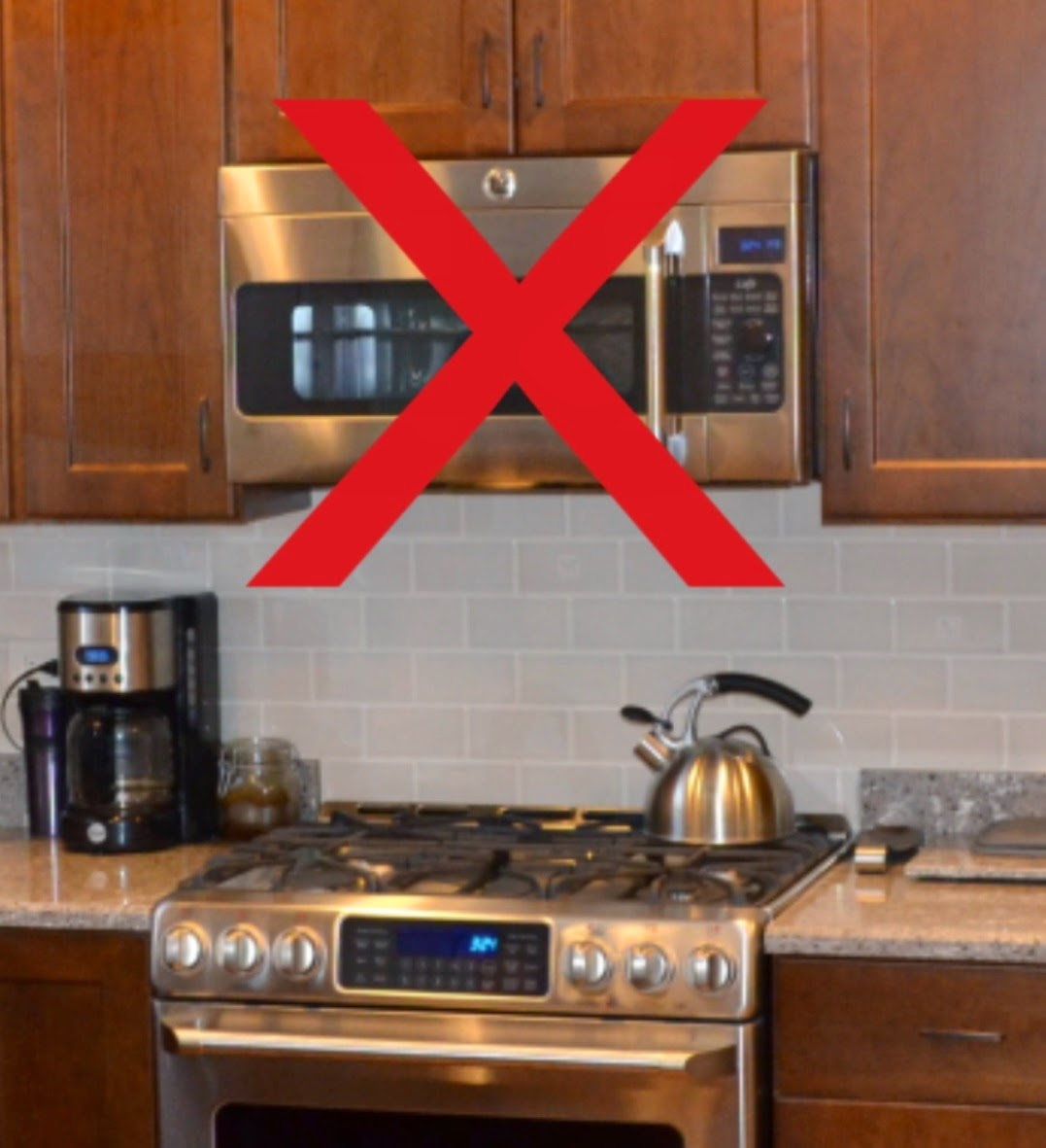 Kitchen Design Insider Kitchen Design Where Oh Where Will The Microwave Go