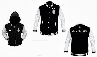 Jaket Baseball Juventus