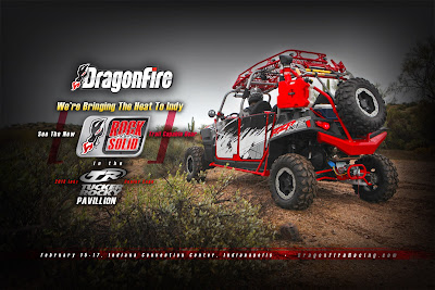 DragonFire Racing Rock Solid Trail Capable Components