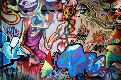 Graffiti Spray Paint Nz