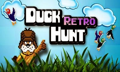 JUEGO ANDROID RETRO: Duck hunt retro