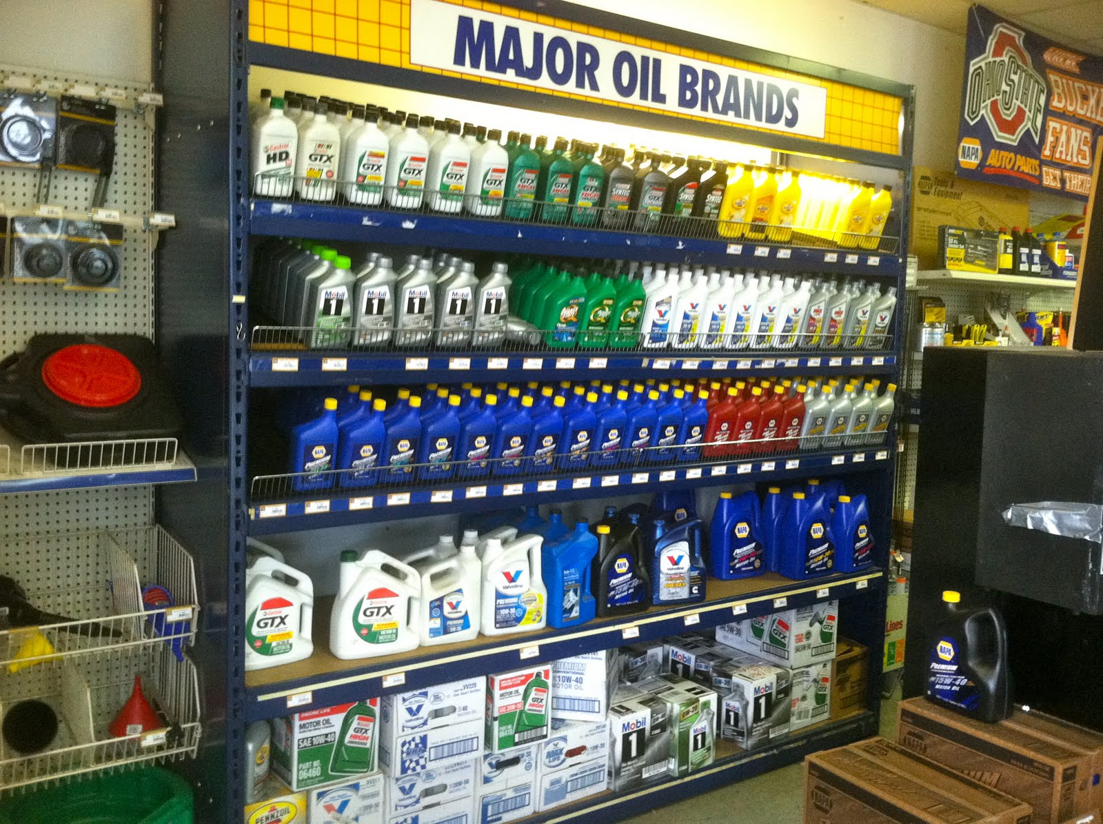 "First, here's a comprehensive list of ""Oil FAQ's."" The step-by-step"