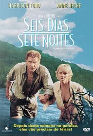 Filme Seis Dias, Sete Noites Dublado AVI DVDRip