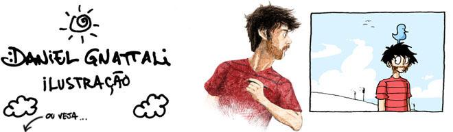 Daniel Gnattali ilustração