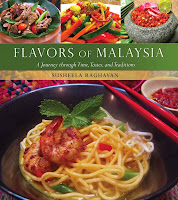 http://www.amazon.com/Flavors-Malaysia-Traditions-Hippocrene-Cookbook/dp/0781812496