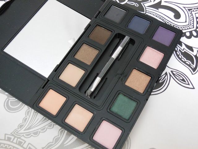 Bare Minerals Ready Convertible eye shadow palette eye shadows