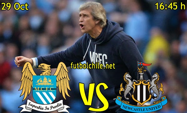 Manchester City vs Newcastle - Capital One Cup - 16:45 h - 29/10/2014
