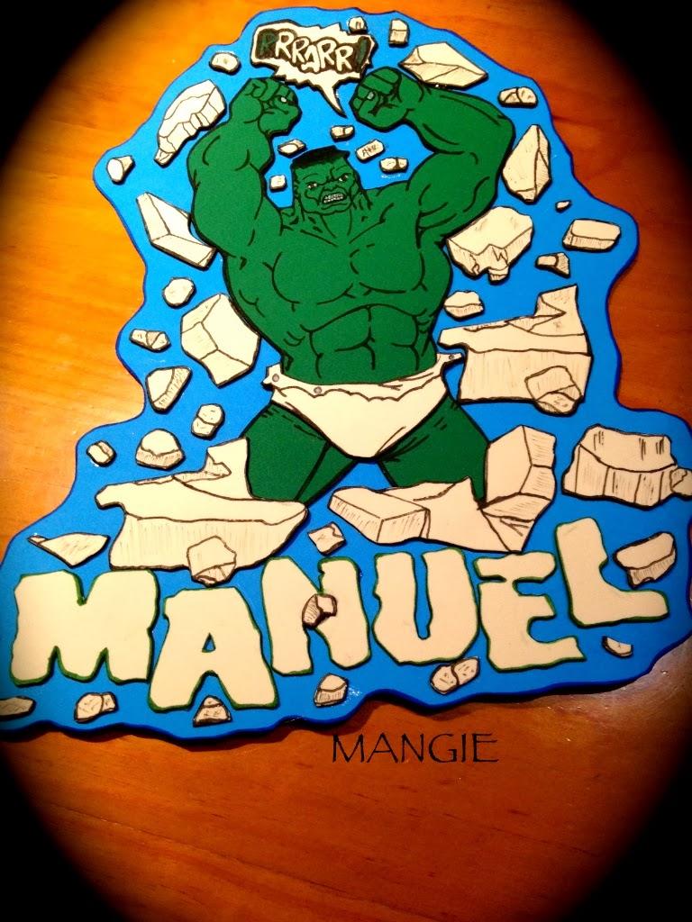 Cartel Hulk foamy