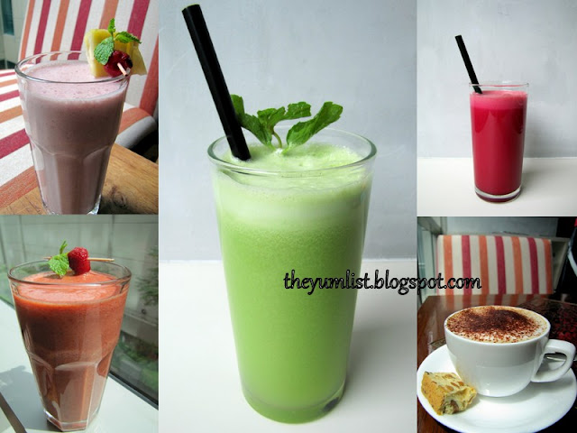 The Daily Habit, Chi Fitness Centre, Bangsar Shopping Centre, Healthy
