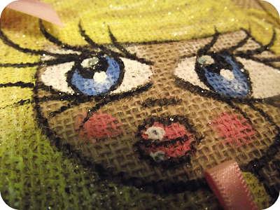 Claireabella bag artwork