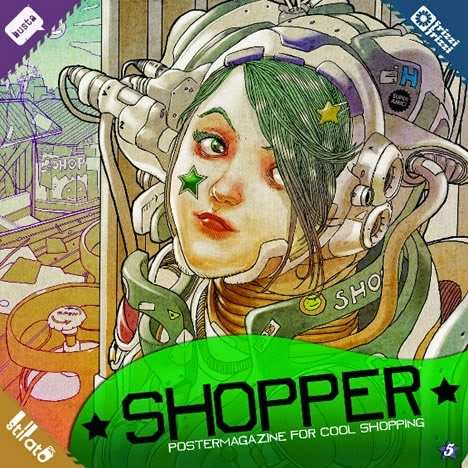 spacegirl shopper