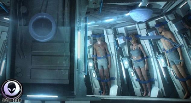 Θάλαμοι Λήθαργου θα στέλνουν ανθρώπους στο διάστημα για χιλιάδες χρόνια