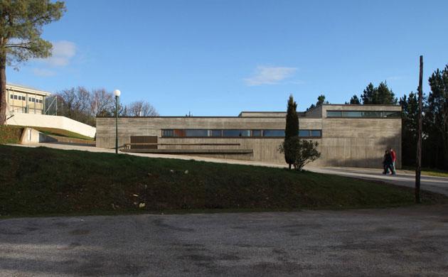 Galicia cool magazine centro de salud en a merca ourense - Arquitectos ourense ...