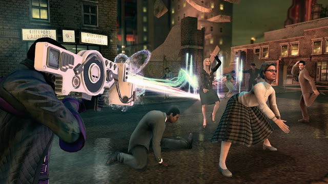 Saints Row 4 Full Tek Link İndir + Torrent