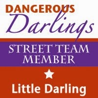 Dangerous Darlings badge