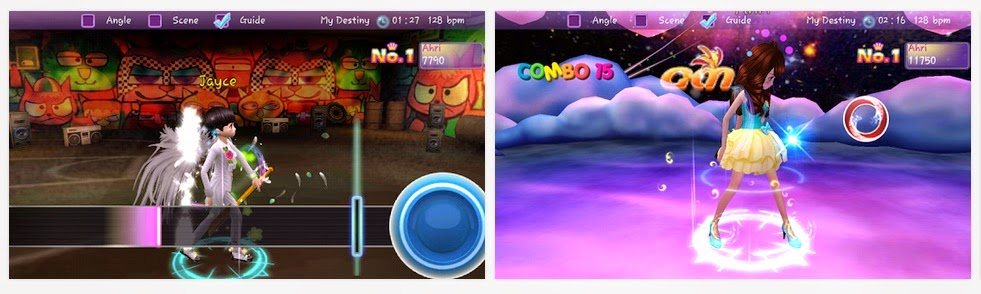 Au Mobile Indo Game Dance Seru dan Mengasyikan - Android ...