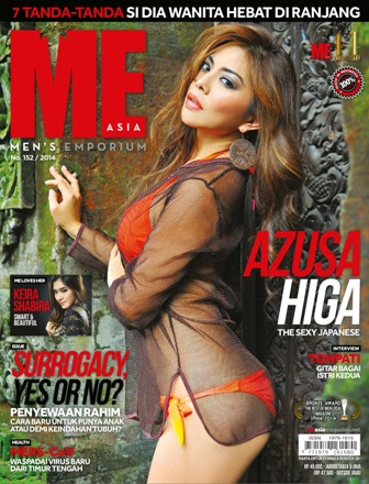 Download Gratis Majalah ME Asia Edisi 152 Th.2014 | Men's Emporium Asia 152 | www.insight-zone.com