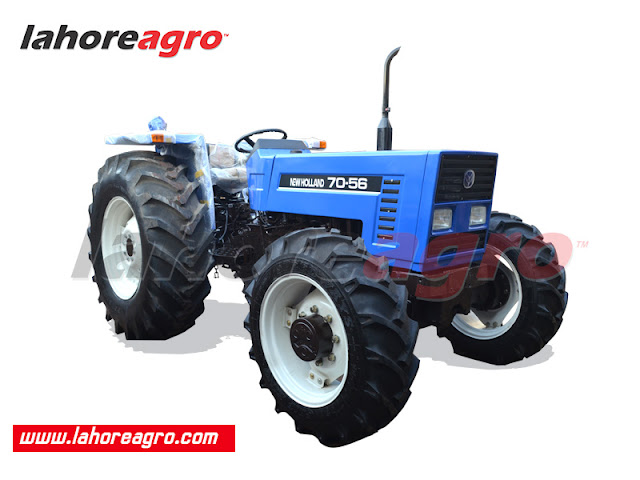 New Holland Tractor, Farm Tractor