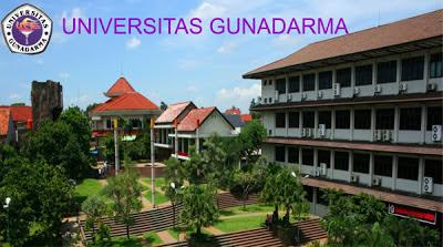 Alamat Universitas Gunadarma Jakarta