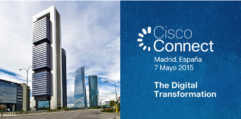 Cisco Connect 2015 - Kinépolis Madrid