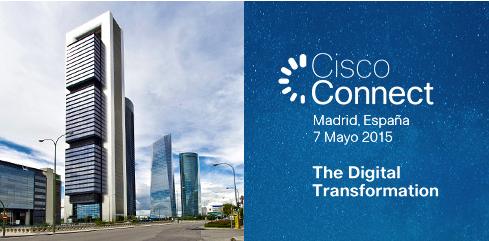 Cisco Connect 2015 - Kinépolis Madrid