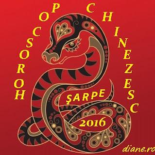 Horoscop chinezesc 2016: Şarpe