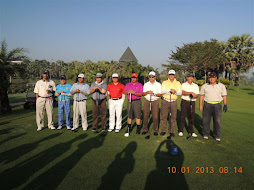 Suwan Golf and Country Club, Bangkok, Thailand