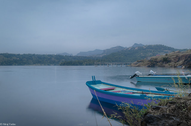 Bhandardara dam monsoon