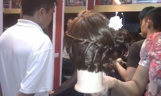 Khóa học [D] Trang điểm [E] Bới tóc cô dâu chuyên nghiệp