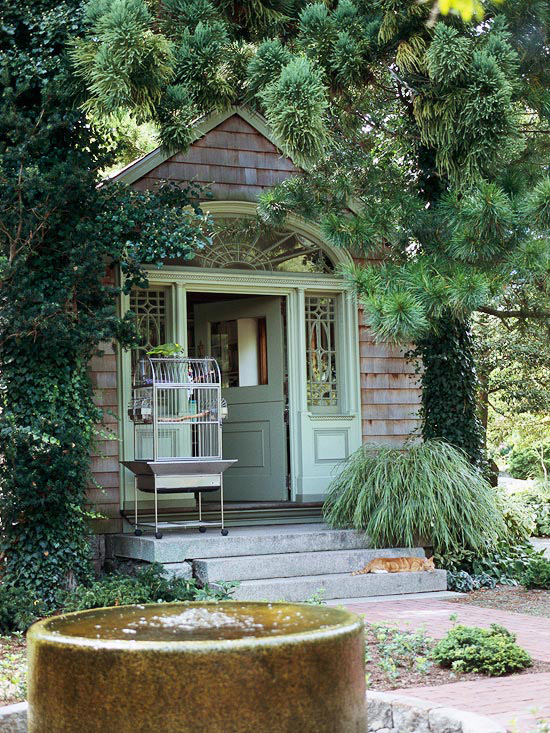 Shedworking A Slideshow Of Garden Shed Ideas