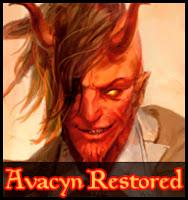 Acavyn Restored