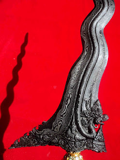 KERIS NAGA RAJA