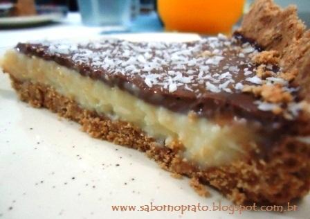 Torta de Coco deliciosa e fácil de fazer!