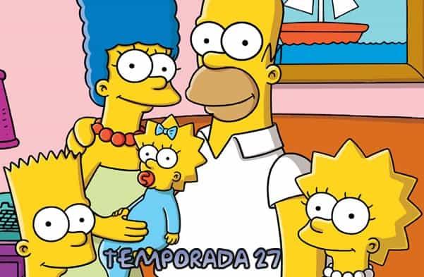 Los Simpson Temporada 27 Español Latino Online