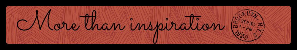 Inspírate, inspírame, inspíranos