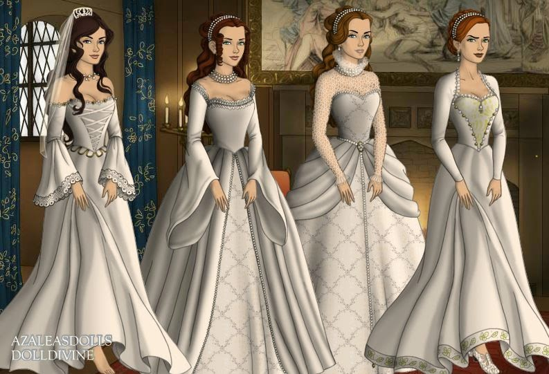 Confessions of a seamstress november 2014 for Tudor style wedding dress