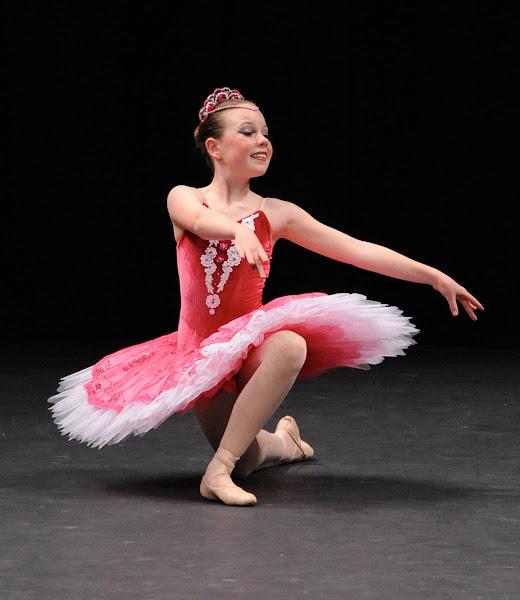 Ballet tutu, Molly 2011