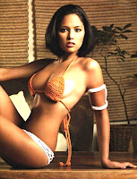 beautiful, denise montecillo, exotic, exotic pinay beauties, filipina, hot, pinay, pretty, sexy, swimsuit
