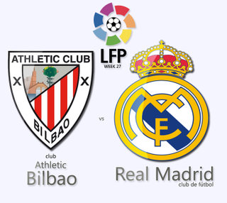 horario partido real madrid athletic: