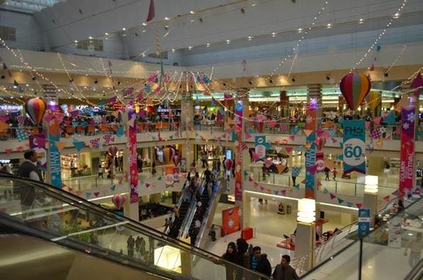 shopping activity fun in karachi