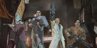 Los Zombies se enfrentan a la Mafia