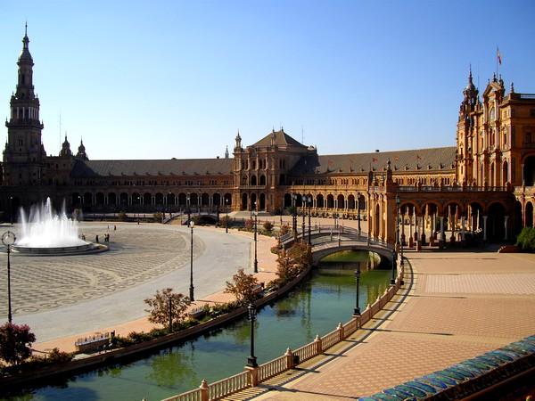 séville plaza espana