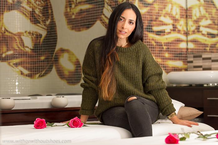 BLogger de Valencia probando tratamientos de belleza con BLissboker
